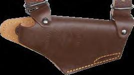* Кобура наплечная М ПСМ,Walther PP / кожа / коричневый оптом и в розницу