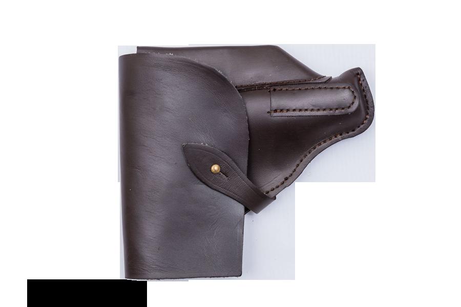Кобура ША ИЖ-79 М(56-ш-125) / кожа / коричневый оптом и в розницу