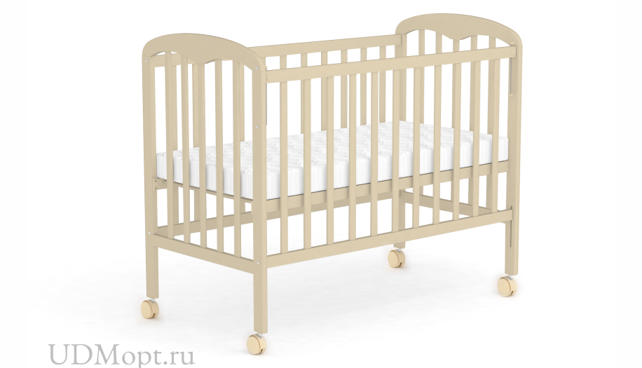 Кровать детская Фея 323 бежевый оптом и в розницу