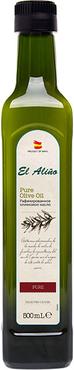 «EL alino», масло оливковое Pure olive oil, 500мл оптом и в розницу