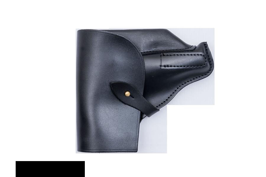 Кобура ША ИЖ-79 М(56-ш-125) / кожа / черный оптом и в розницу