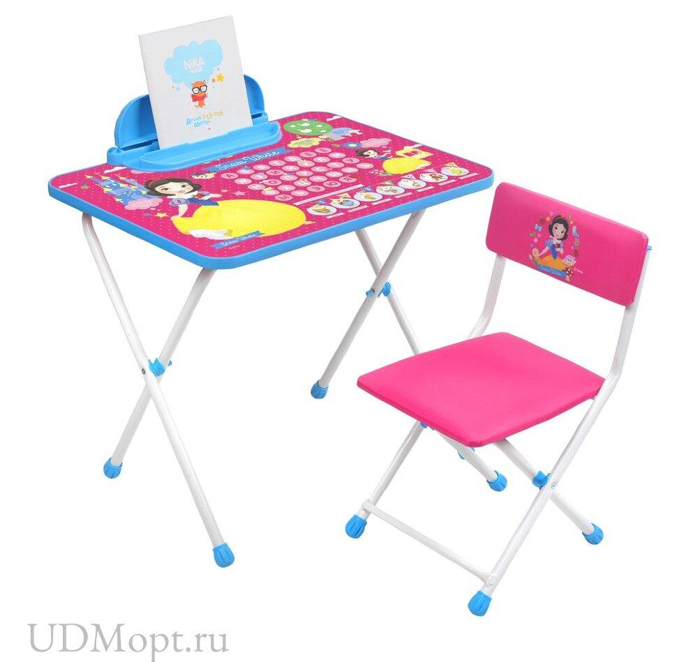 Комплект детской мебели Nika Disney для малышей Д1-М оптом и в розницу