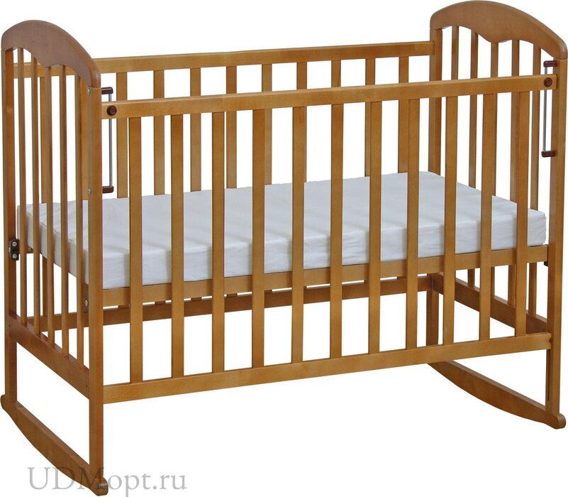 Кровать детская Фея 323 медовый оптом и в розницу