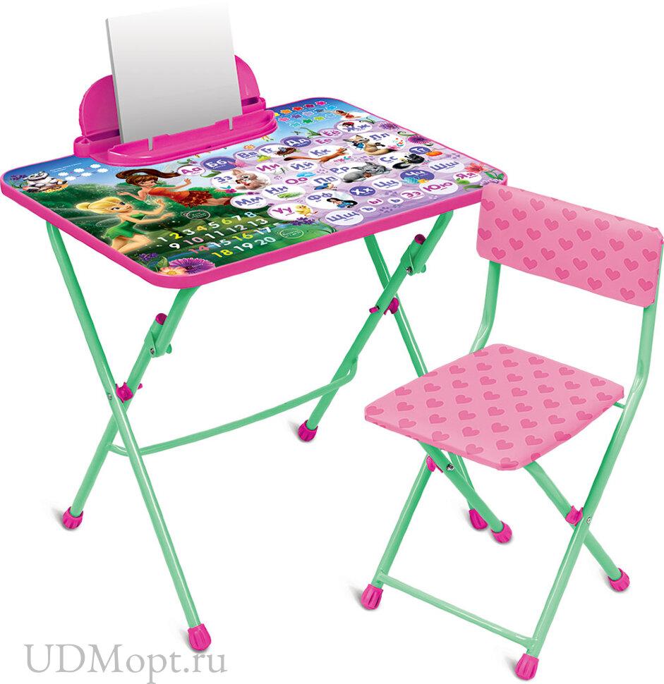 Комплект детской мебели Nika Disney Д3 оптом и в розницу