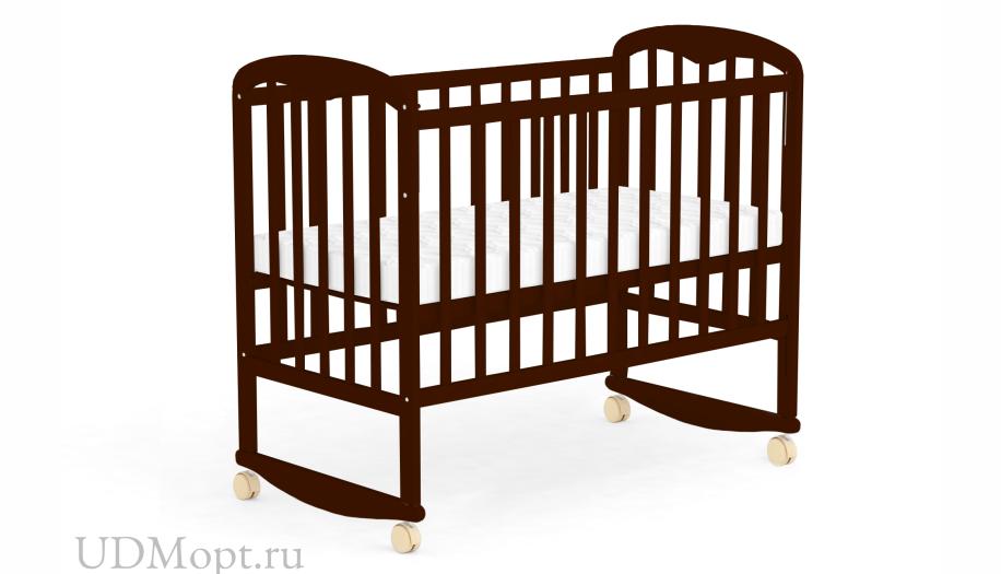 Кровать детская Фея 323 палисандр  оптом и в розницу
