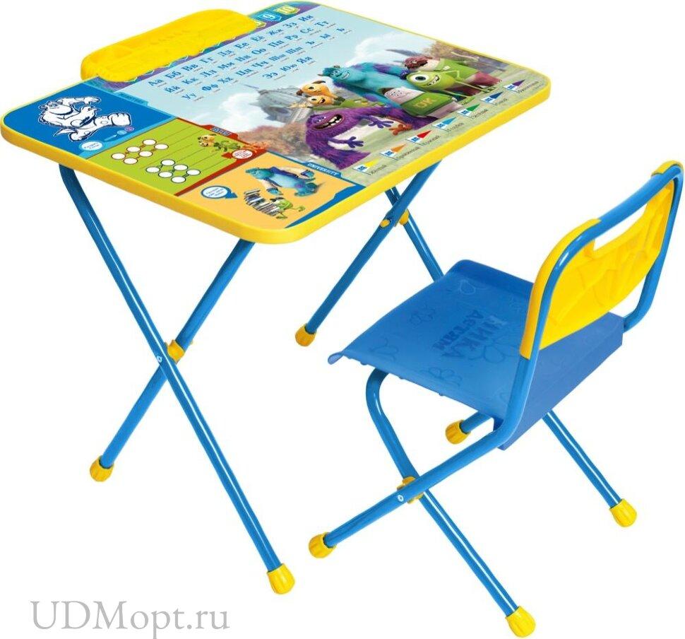 Комплект детской мебели Nika Disney Д1 оптом и в розницу