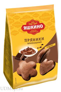 «Яшкино», пряники «Шоколадные», 350г оптом и в розницу
