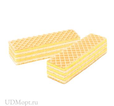Вафли «Лимон-лайм», 200г оптом и в розницу