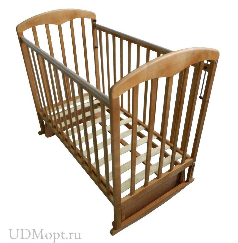 Кровать детская Фея 324 медовый оптом и в розницу