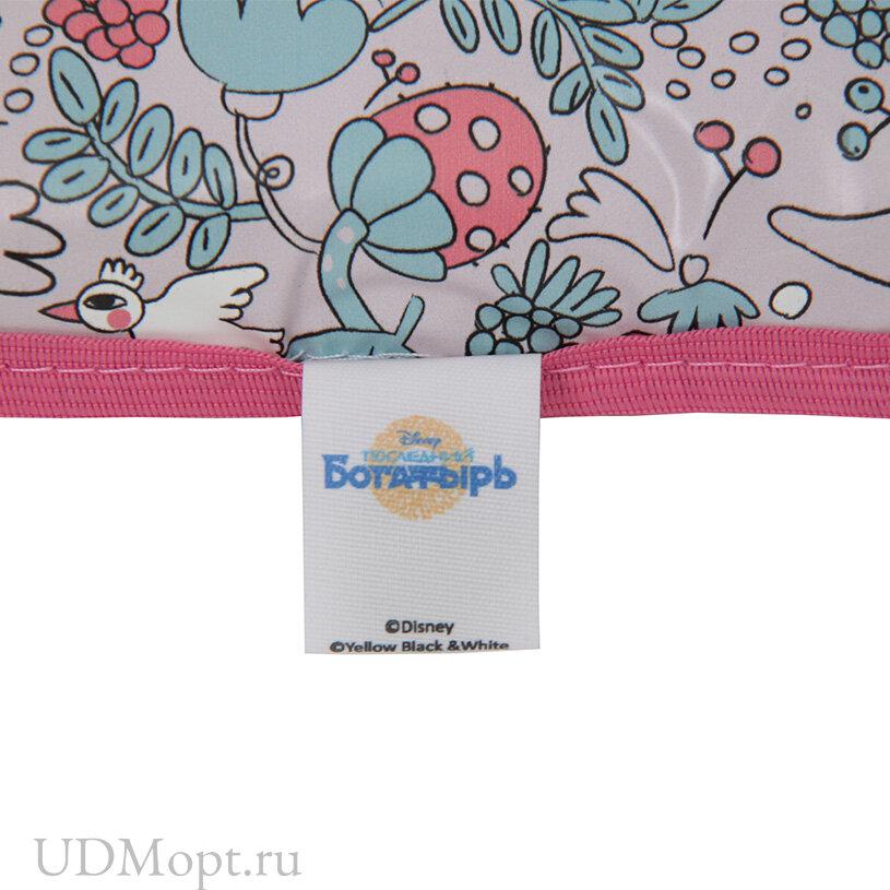Доска пеленальная Polini kids Disney Последний богатырь, принцесса розовый 77х72 см оптом и в розницу
