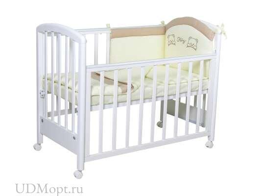 Комплект в кроватку Fairy 3 пр. хлопок оптом и в розницу