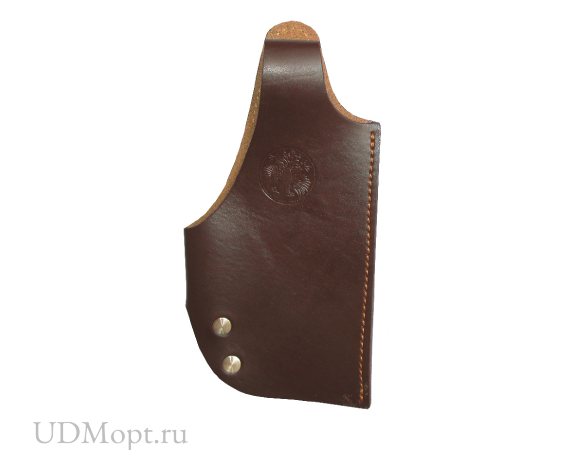 * Кобура поясная Дш Walther P99 Стандарт / кожа / коричневый оптом и в розницу