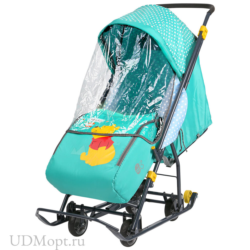 Санки-коляска Disney baby 1 оптом и в розницу