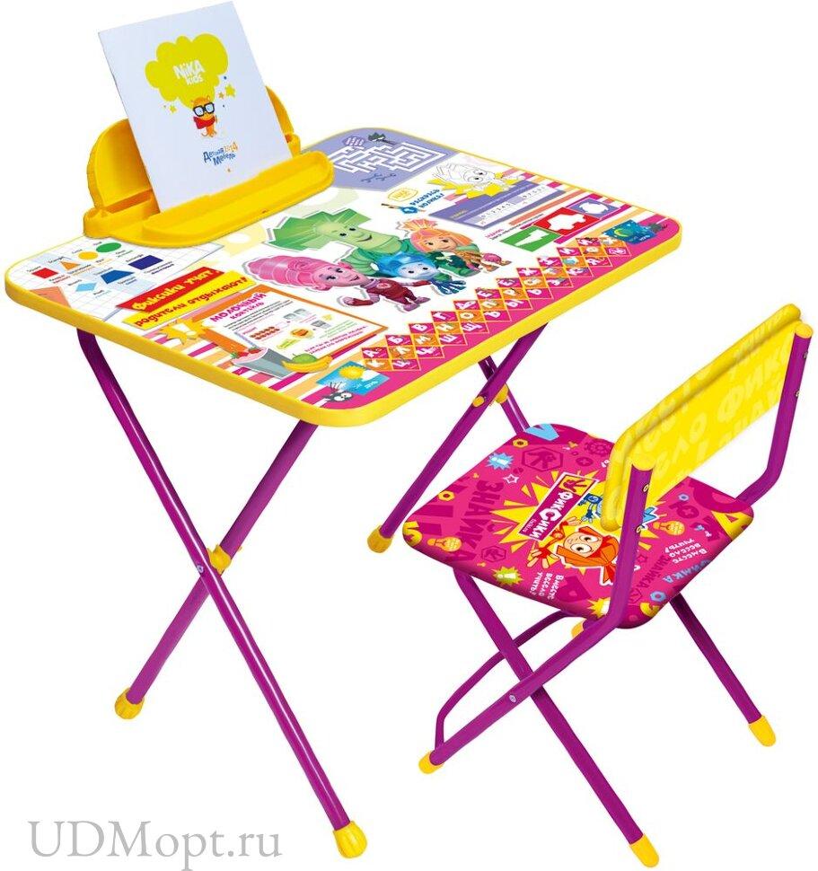 Комплект детской мебели Nika Фиксики Ф1 оптом и в розницу