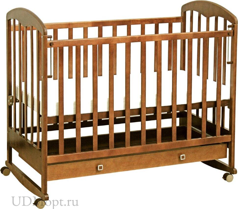 Кровать детская Фея 325 медовый оптом и в розницу