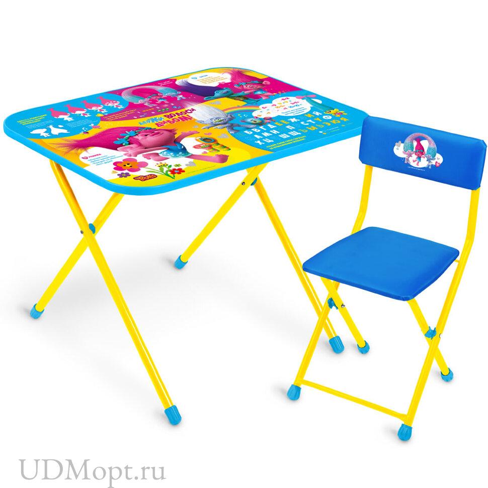 Комплект детской мебели Nika Trolls оптом и в розницу