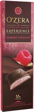«OZera», шоколад Raspberry Cheesecake, 93г оптом и в розницу