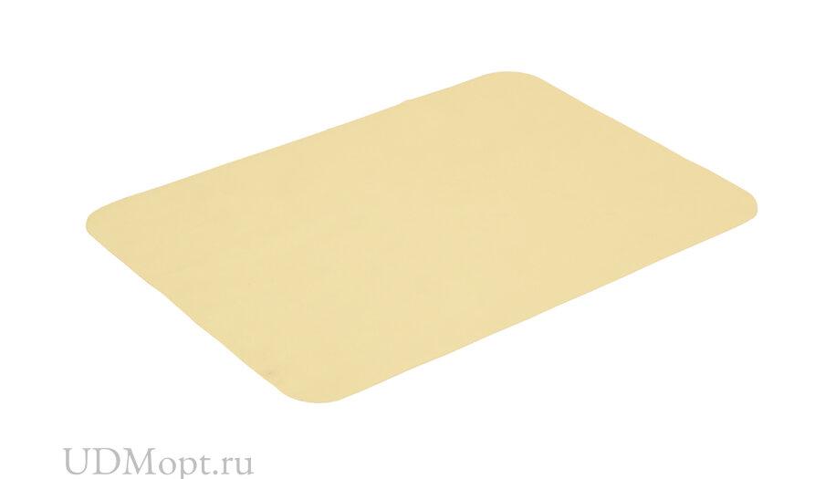 Пеленка-клеенка Фея 48х68 см, желтая оптом и в розницу