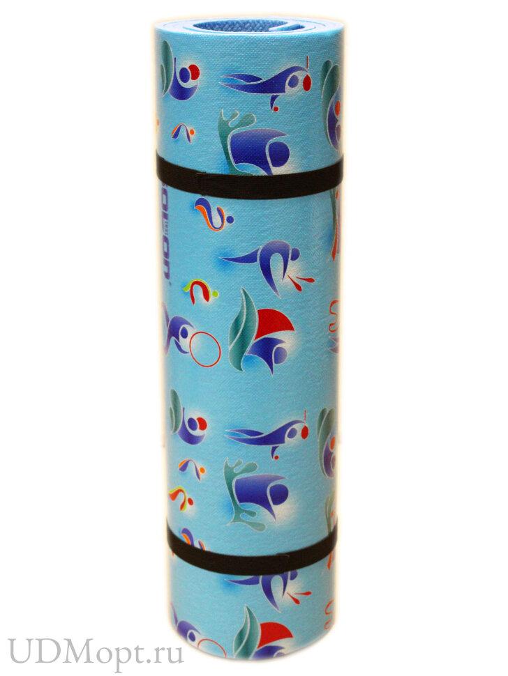 Коврик туристический Decor Олимпик 1800х550х8мм оптом и в розницу