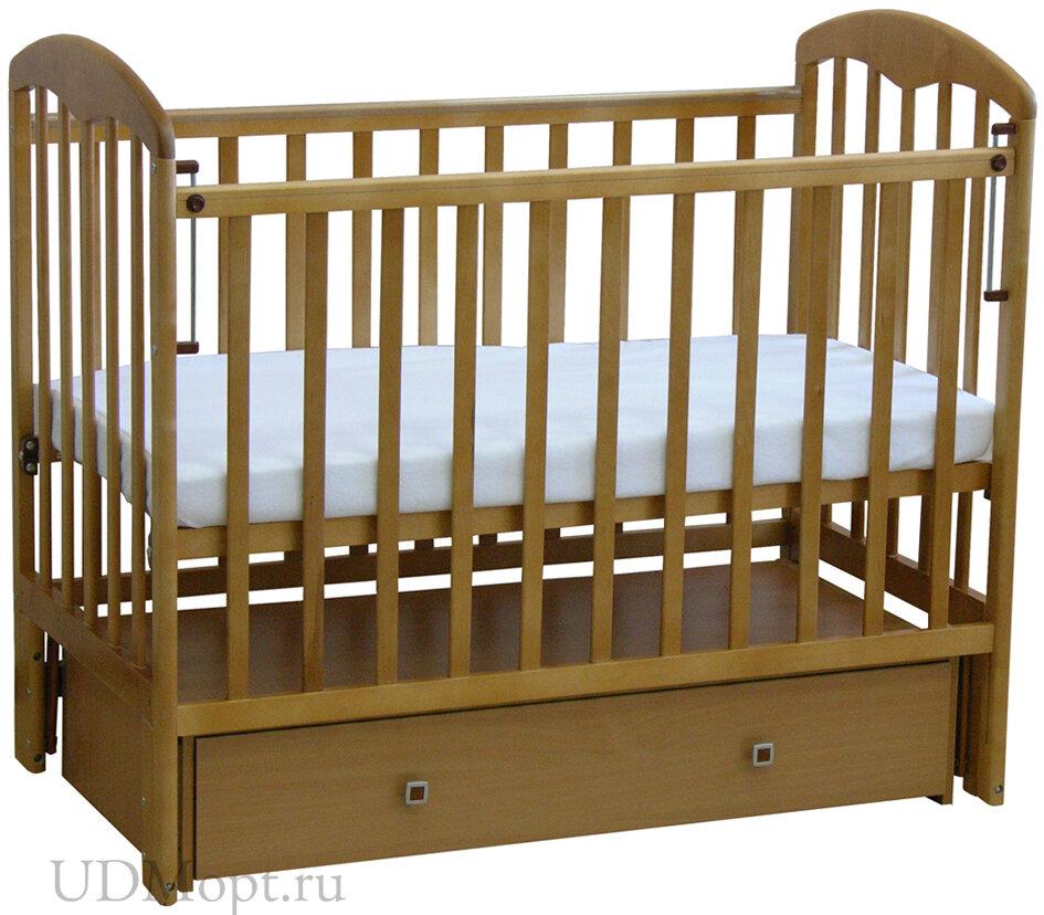 Кровать детская Фея 328 медовый оптом и в розницу