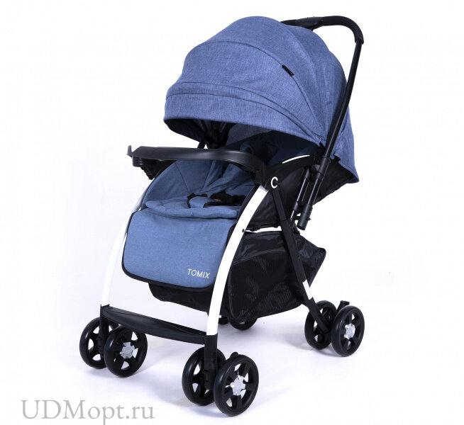 Детская коляска Tomix CARRI (HP-712ZG) Blue оптом и в розницу