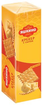«Яшкино», крекер с сыром, 135г оптом и в розницу
