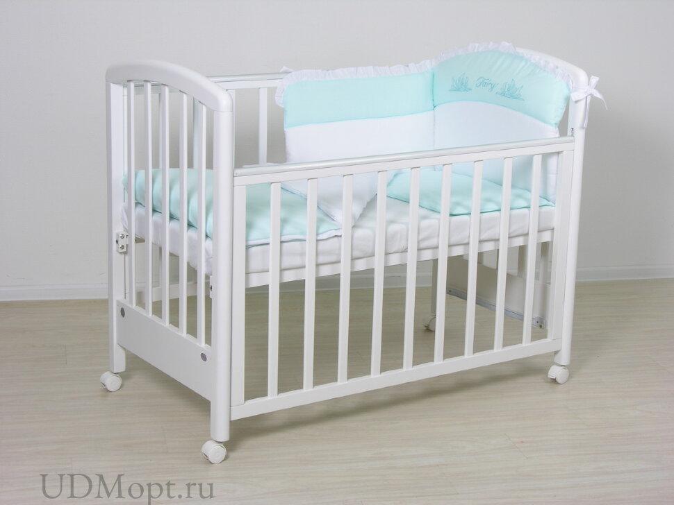 """Комплект в кроватку Fairy """"Сладкий сон"""" 3пр. оптом и в розницу"""