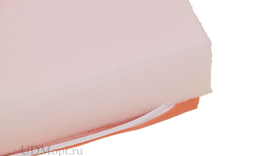Мат Polini Sport 95х50х5 см, оранжевый оптом и в розницу