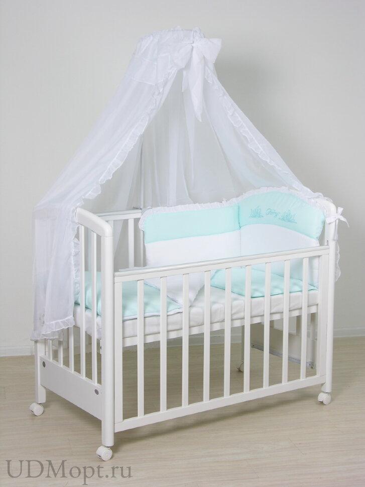 """Комплект в кроватку Fairy """"Сладкий сон"""" 4пр. оптом и в розницу"""