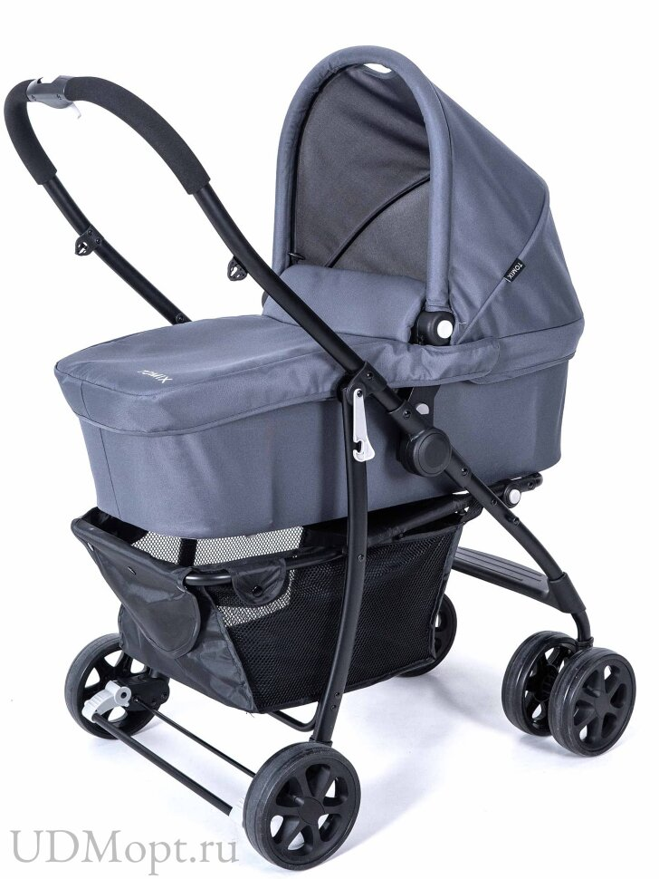 Детская коляска Tomix City 3 in 1 (HP-716 3 in 1) Grey оптом и в розницу