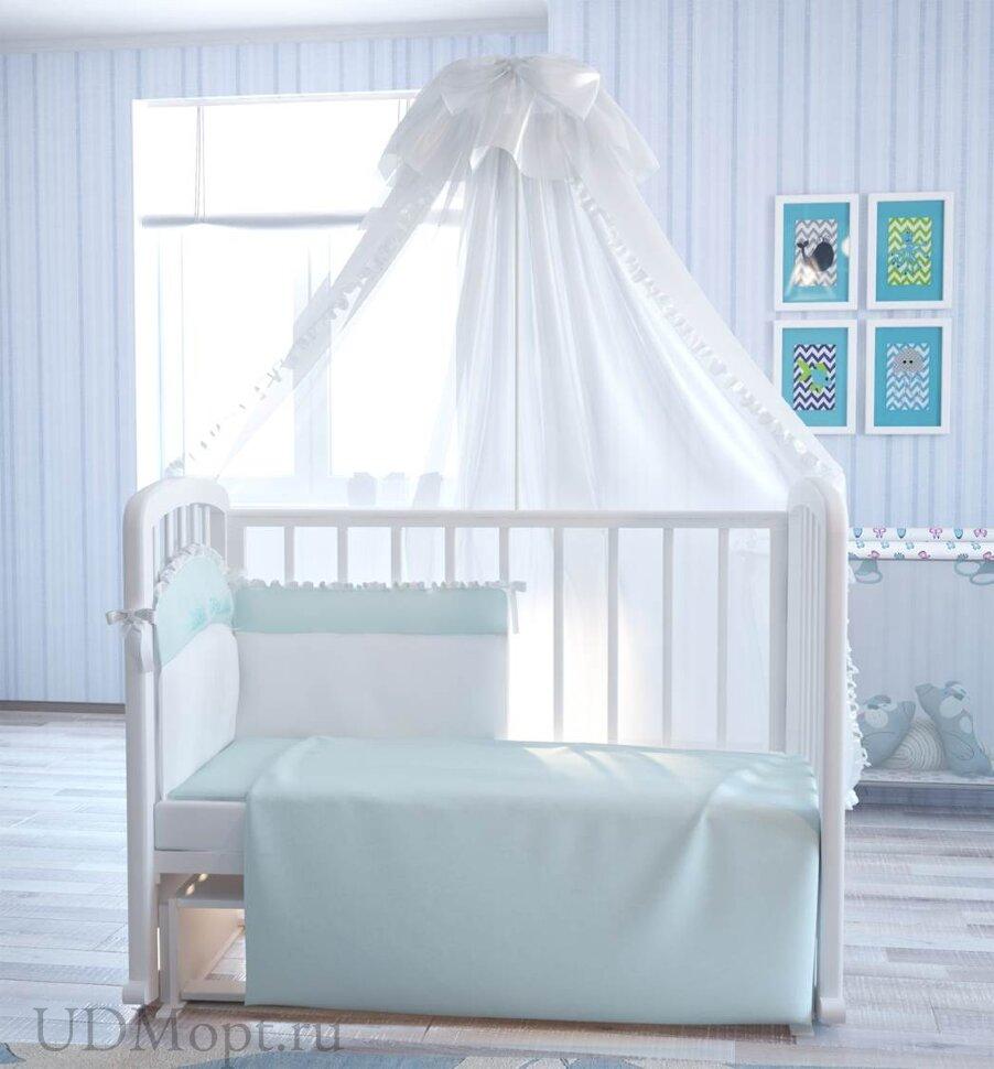 """Комплект в кроватку Fairy """"Сладкий сон"""" 7пр. оптом и в розницу"""