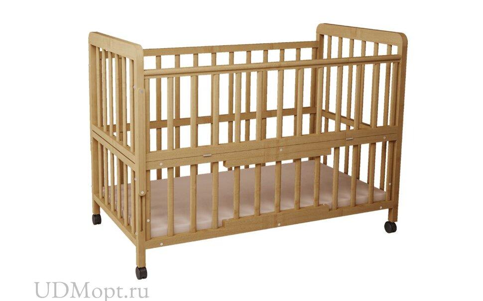 Кровать детская Фея 403 мед оптом и в розницу