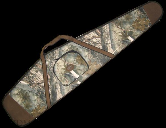 * Кейс 135 с оптикой Король леса / кожа оптом и в розницу