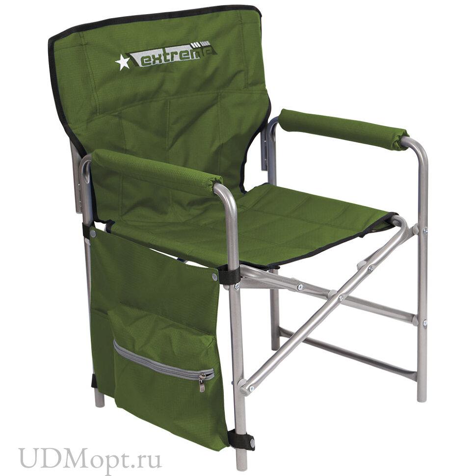 Кресло складное Nika КС2 с карманами оптом и в розницу