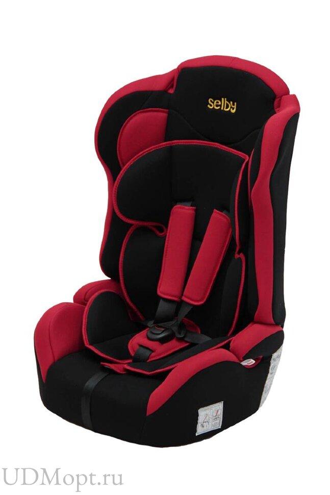 Детское автомобильное кресло Selby LC-2315 (красный) гр.1-2-3 оптом и в розницу