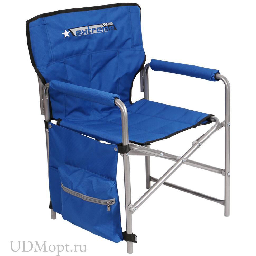 Кресло складное Nika КС1 с карманами оптом и в розницу