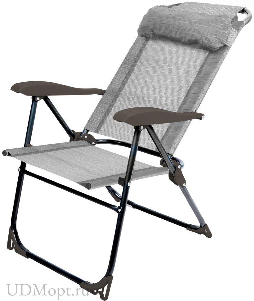 Кресло-шезлонг складное Nika КШ2 оптом и в розницу
