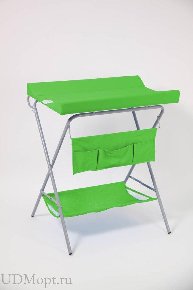 Пеленальный столик Фея, зеленый оптом и в розницу