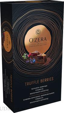 «OZera», конфеты Truffle Berries, 220г оптом и в розницу