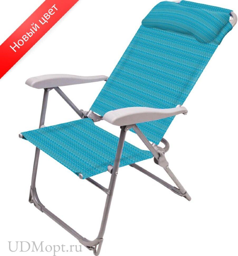 Кресло-шезлонг складное Nika К2 оптом и в розницу