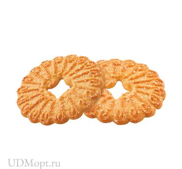 Печенье «Райский день», сахарное (коробка 3,5кг) оптом и в розницу