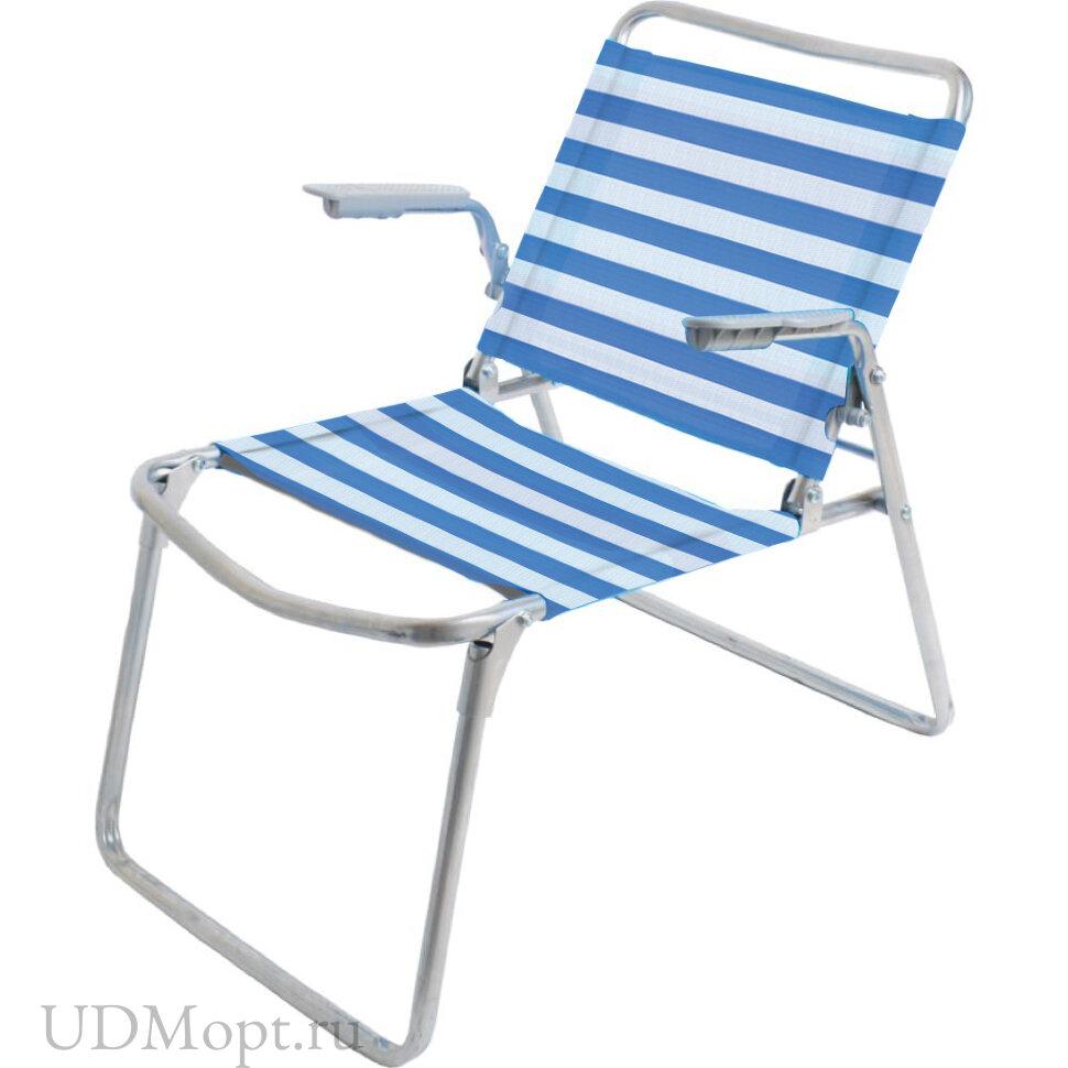 Кресло-шезлонг складное Nika К1 оптом и в розницу