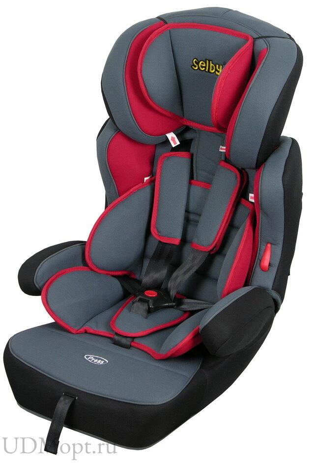 Детское автомобильное кресло Selby SC-2015 (2) оптом и в розницу