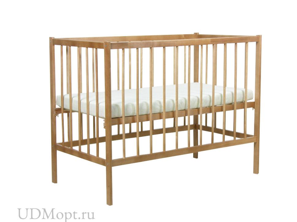 Кровать детская Фея 101 медовый оптом и в розницу