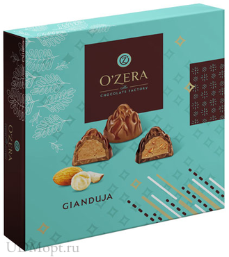 «OZera», конфеты Gianduja, 125г оптом и в розницу