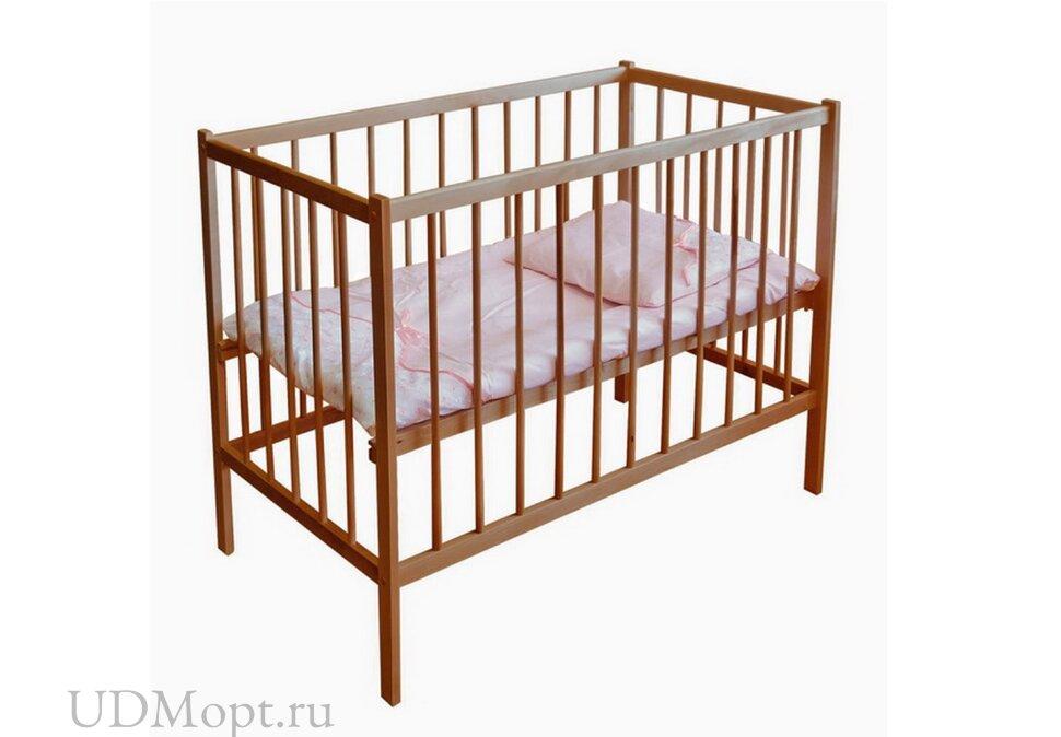Кровать детская Фея 101 орех оптом и в розницу