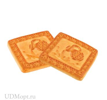 Печенье «Деревенские сливки», сахарное (коробка 4,5кг) оптом и в розницу