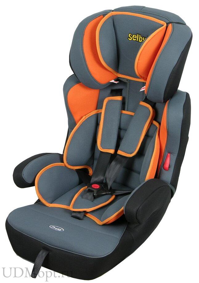 Детское автомобильное кресло Selby SC-2015 (4) оптом и в розницу