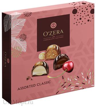 «OZera», конфеты Assorted classic, 130г оптом и в розницу
