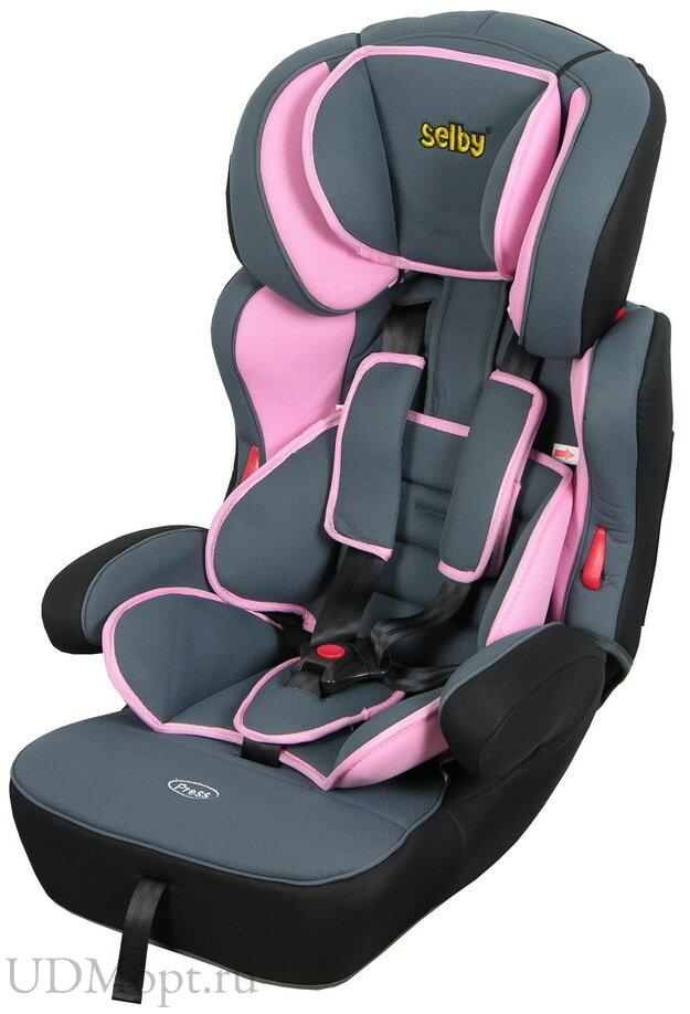 Детское автомобильное кресло Selby SC-2015 (5) оптом и в розницу